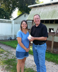 White Dove Release With Sheriff Grady Judd