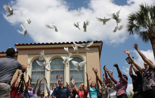 White Dove Release, Florida